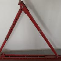 Anti-acid anti-rust primer building material template